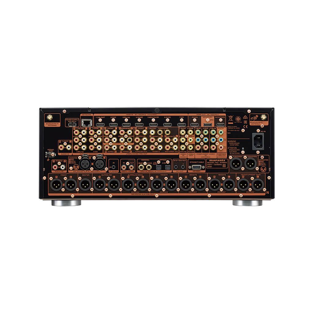 Marantz AV8805, HeimkinoPLUS